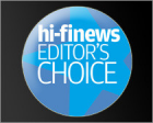 Stereophile Editors Choice