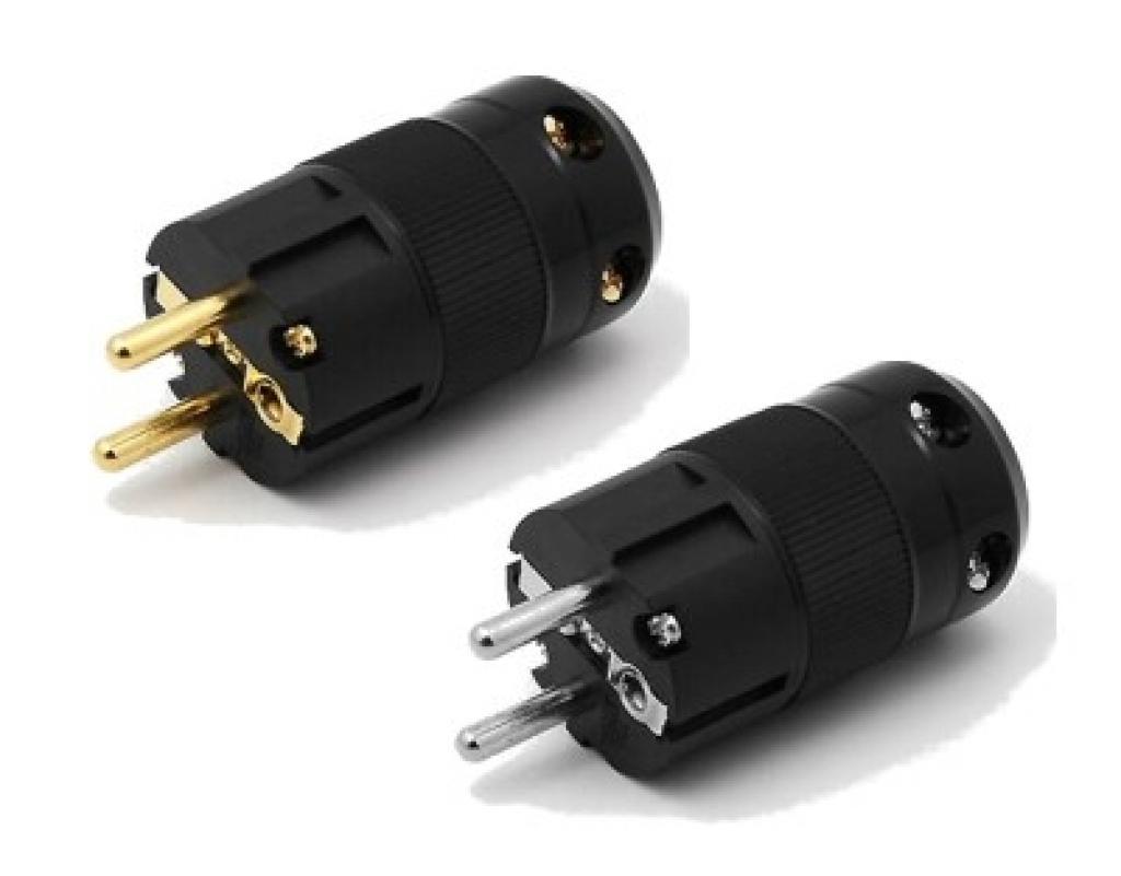 Conector Schuko W & M Audio Sk-01 S - Plac
