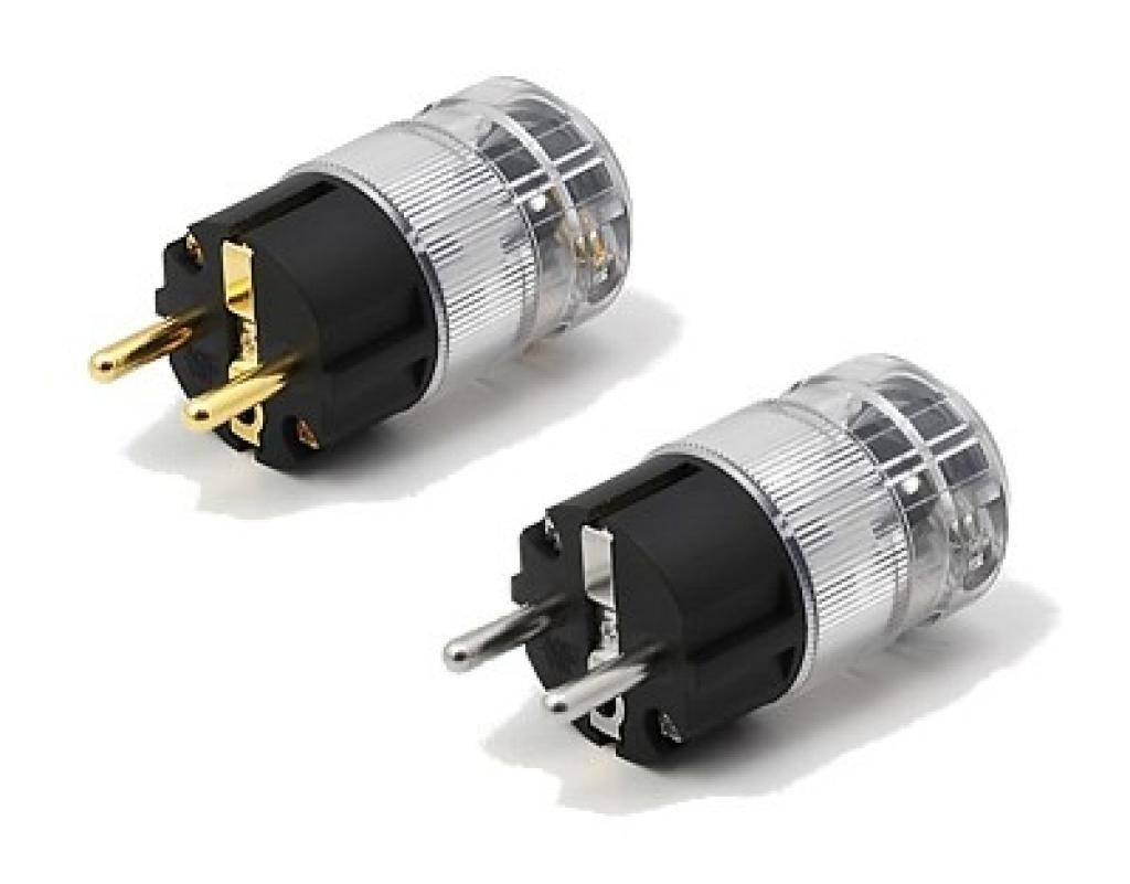 Conector Schuko W & M Audio Sk-03 G-placat