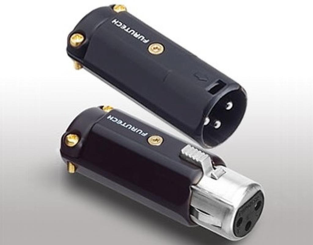 Conector Xlr Furutech Fp-601 (r)