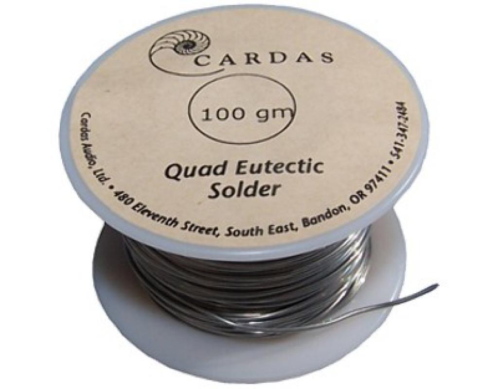 Fludor Cardas Quad Eutectic