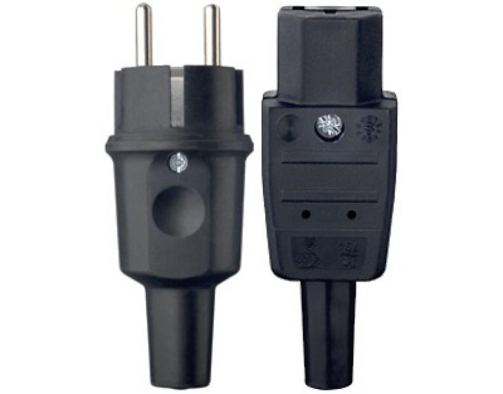 Conector Schuko Inakustik Ac-p1