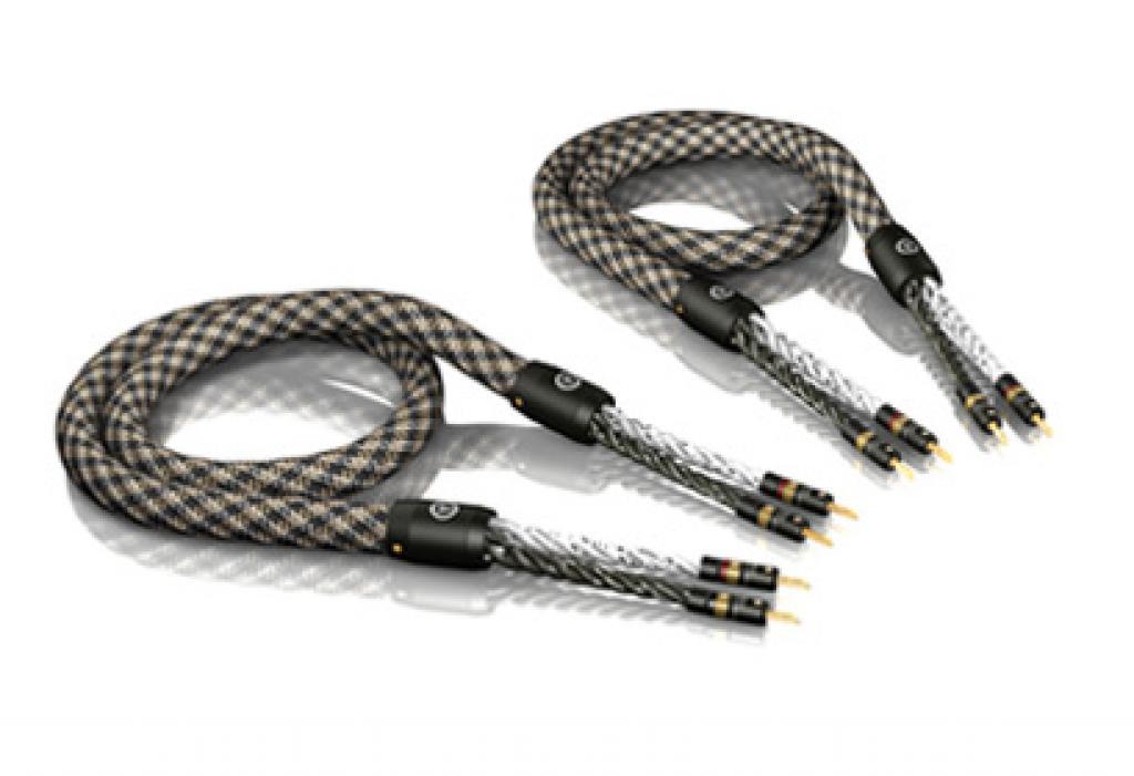 Cablu De Boxe Viablue Sc-6 Air Silver 2 X 5.0m