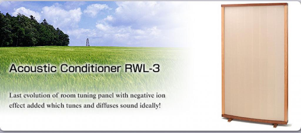 Acoustic Revive - Conditioner RWL-3