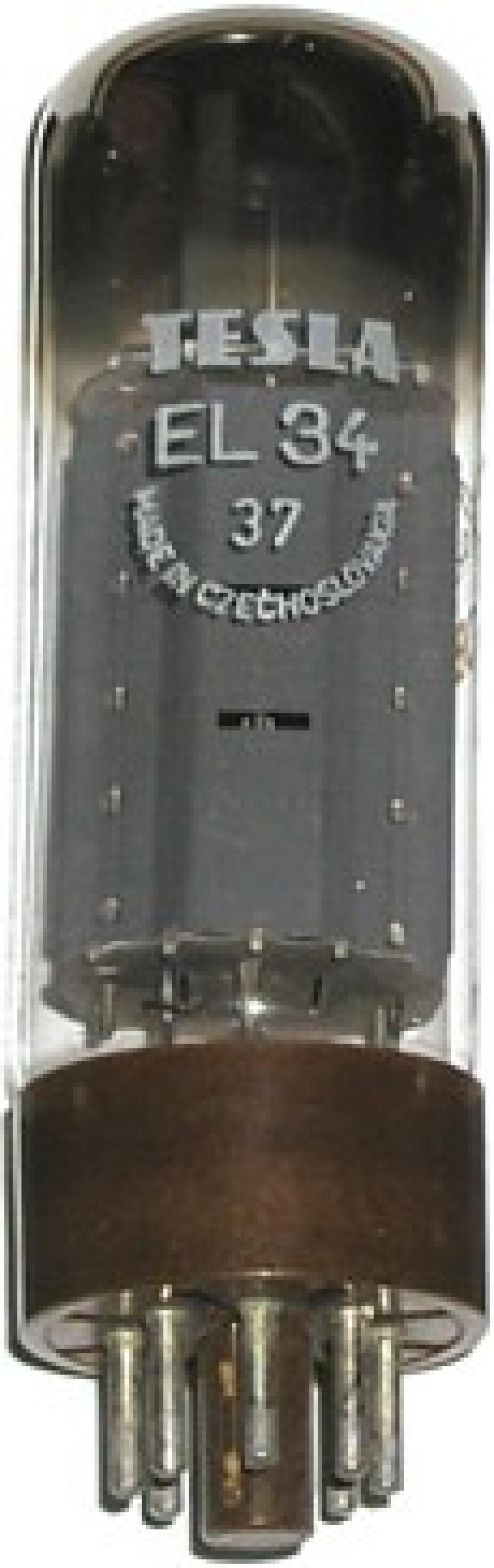 Lampa Nos ( Tub ) Tesla El34