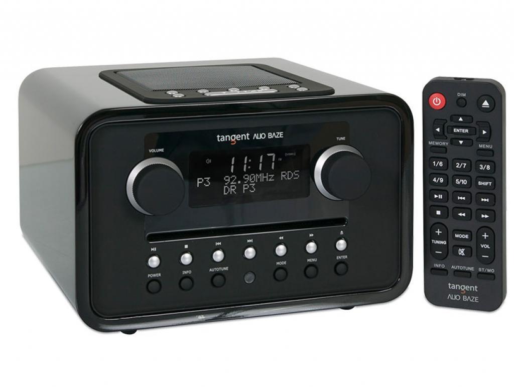 CD Player & Radio Tangent Alio BAZE Mono CD/BT