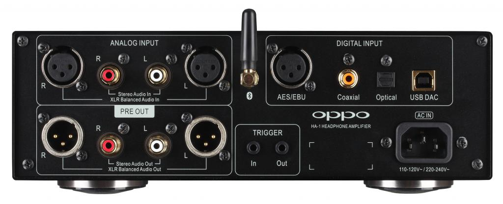 Preamplificator OPPO HA-1