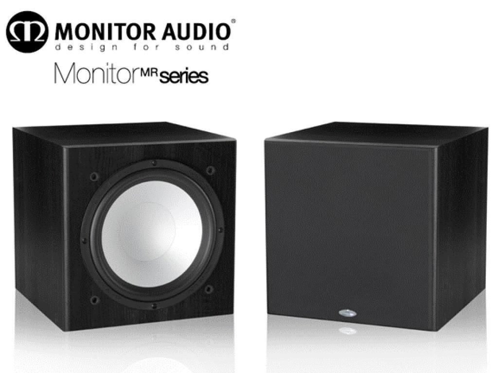 Subwoofer Monitor Audio Reference Mrw10 Black