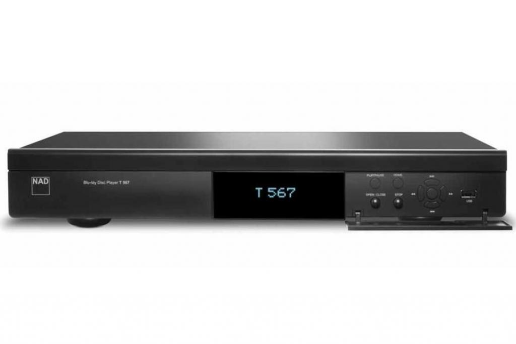 BluRay Player NAD T567