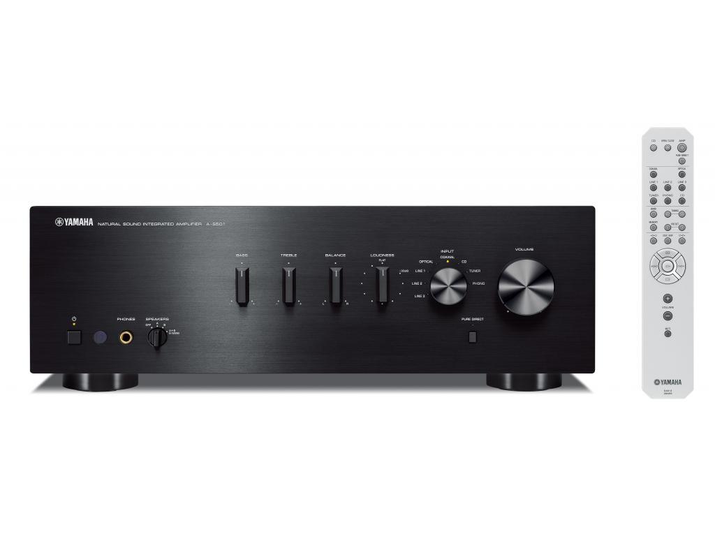 Amplificator Integrat Yamaha A-S501 Argintiu