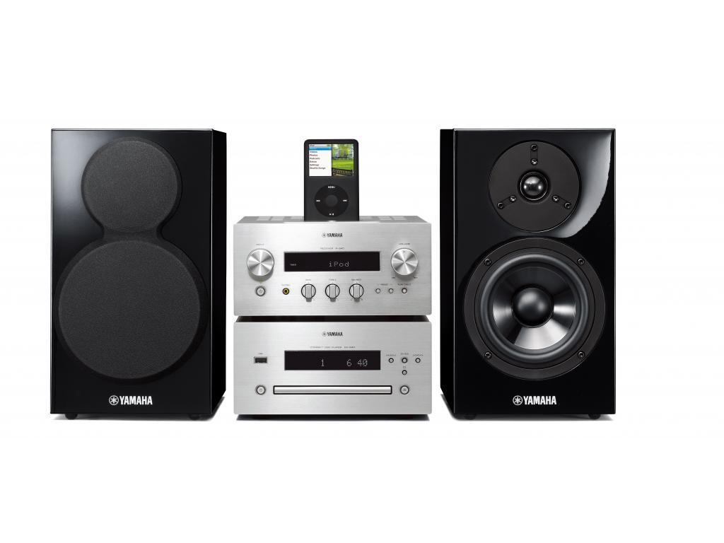 Sistem Stereo Yamaha MCR-640