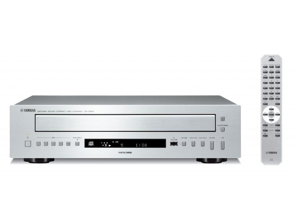 Images CD Player Yamaha CD-C600