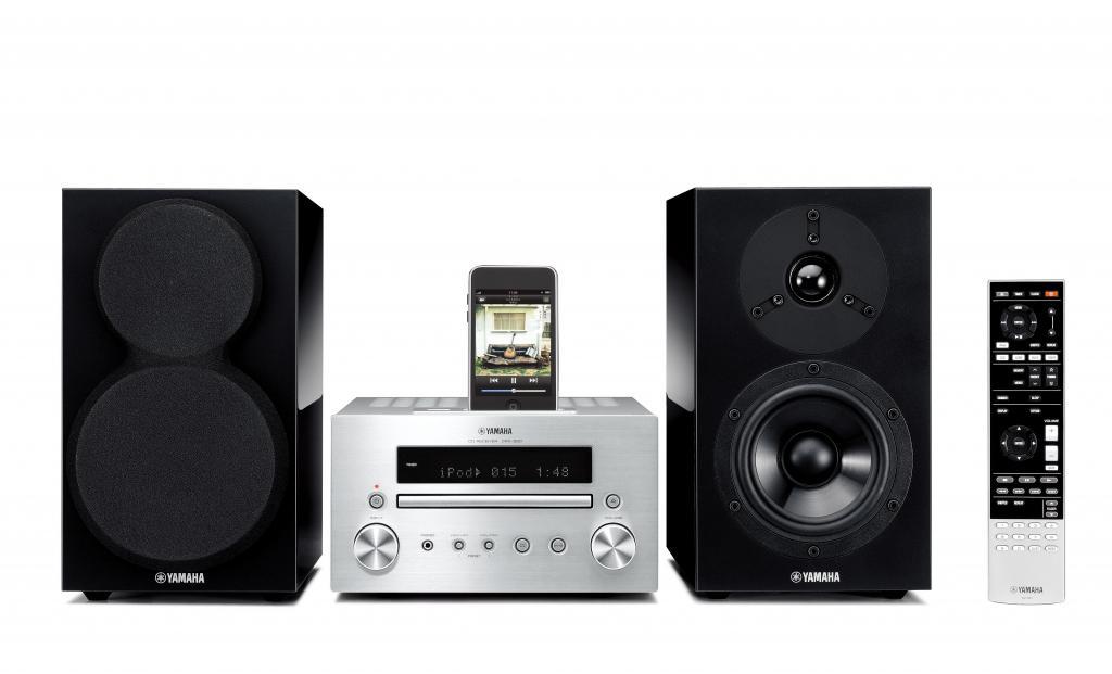 Sistem Stereo Yamaha Mcr-550