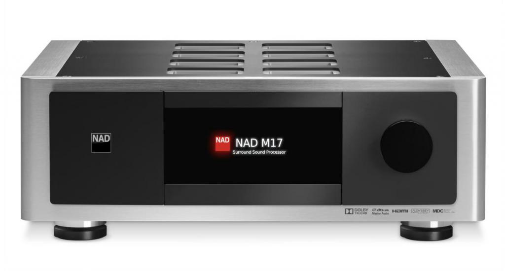 Preamplificator Multicanal NAD M17