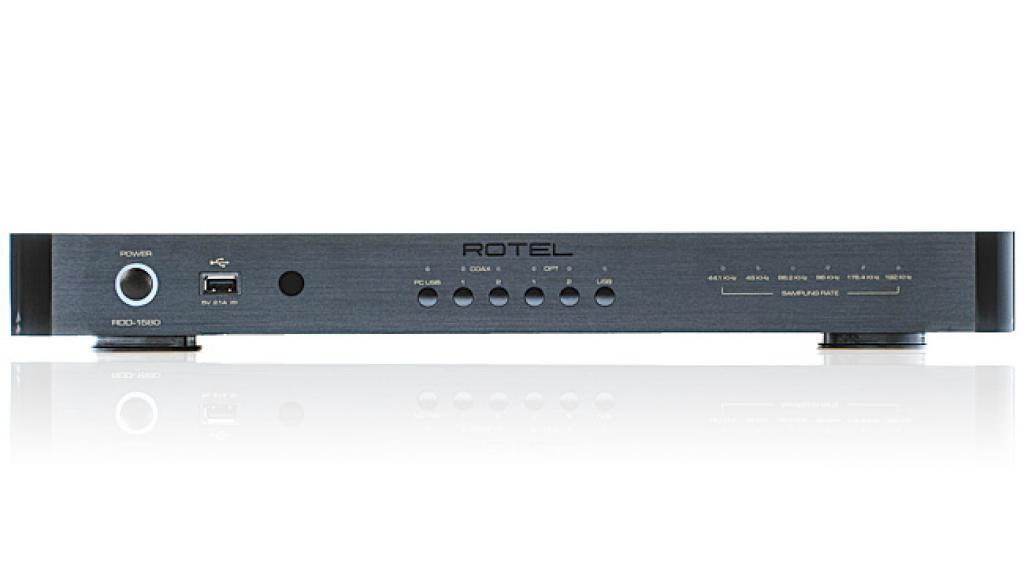 Convertor Digital/Analog (DAC) Rotel RDD 1580