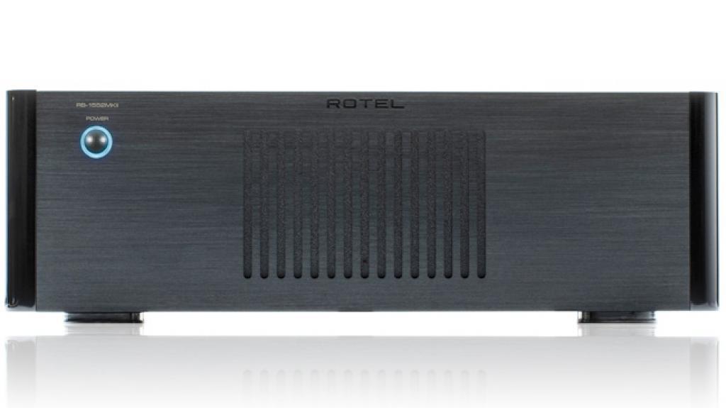 Amplificator de Putere Rotel RB 1552 MKII Negru