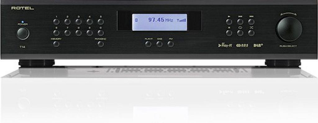 Tuner Radio Rotel T 14 Negru