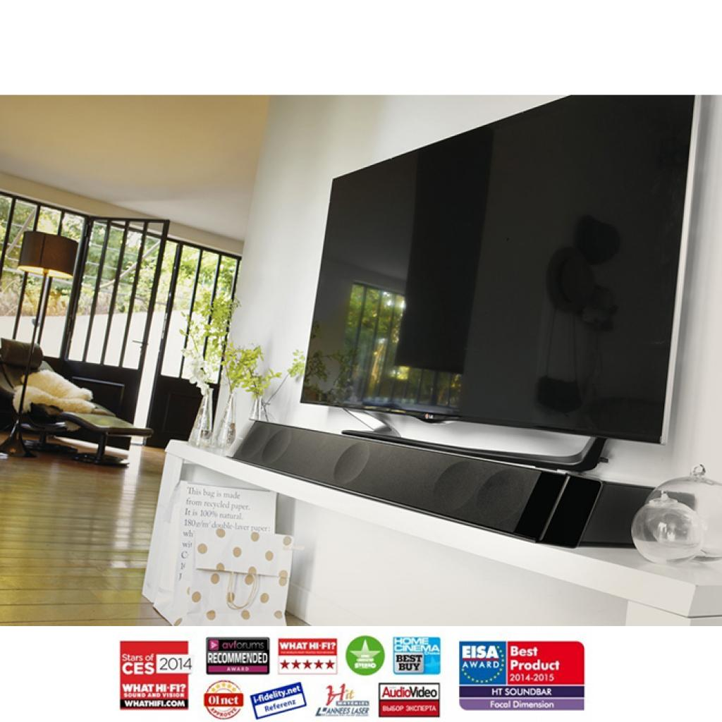 Boxa SoundBar Focal Dimension