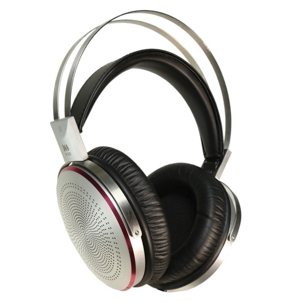 Casti Kingsound Ks-h3 Electrostatic Headphone Silv