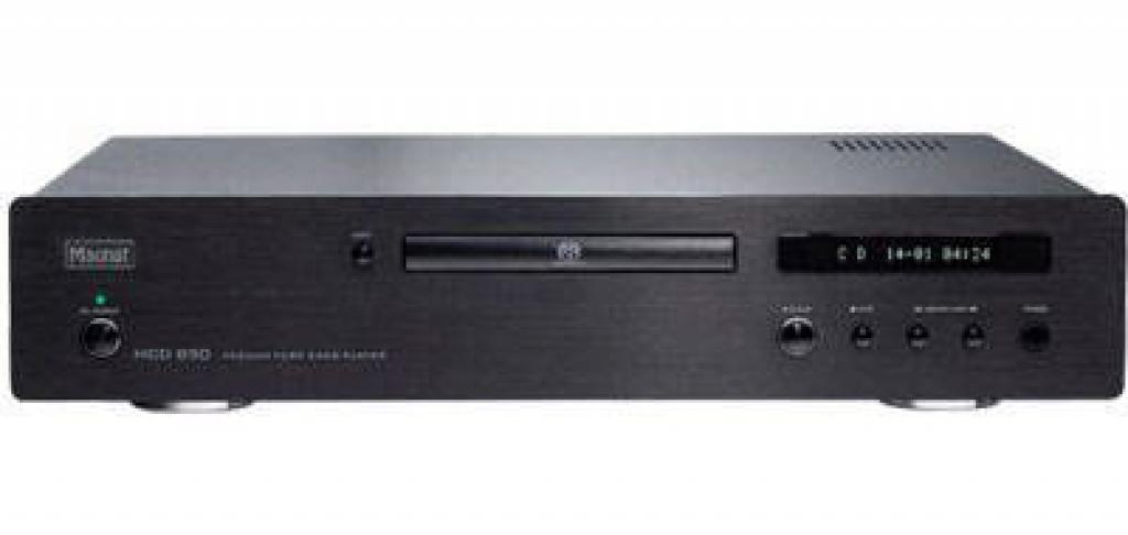 Cd Player Magnat Mcd 850