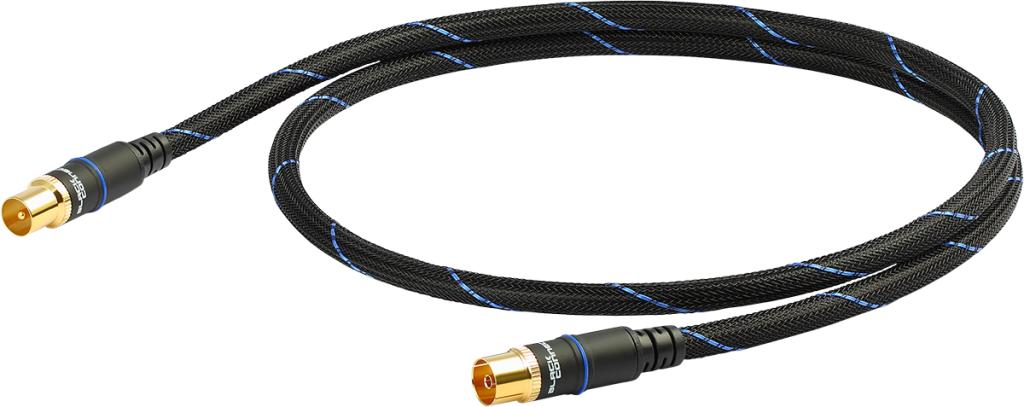 Cablu Antena/satelit Tv Black Connect Antenna Mkii