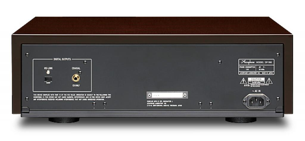 CD Player Accuphase DP-900