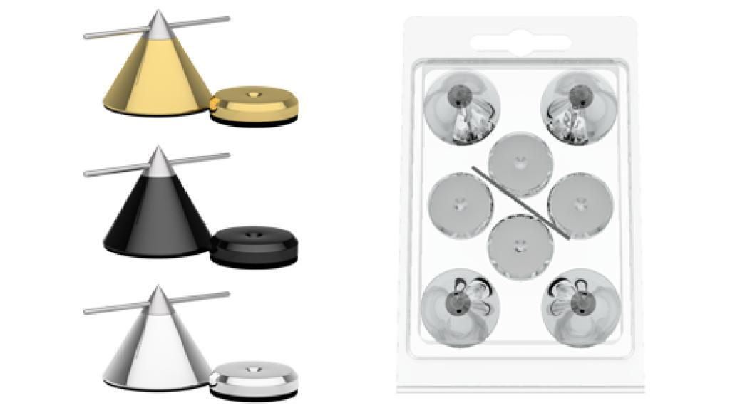 Spike Audio Selection (goldkabel) Cone & D
