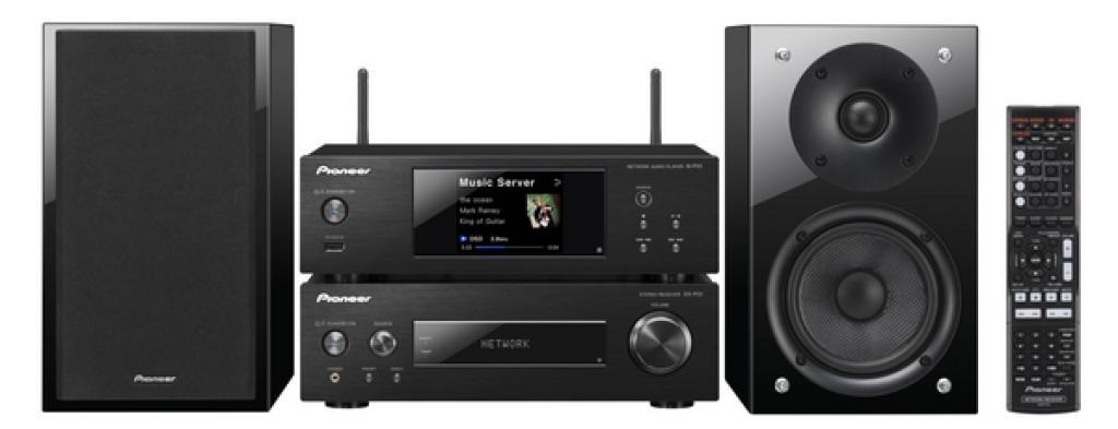 Sistem Stereo Pioneer P2