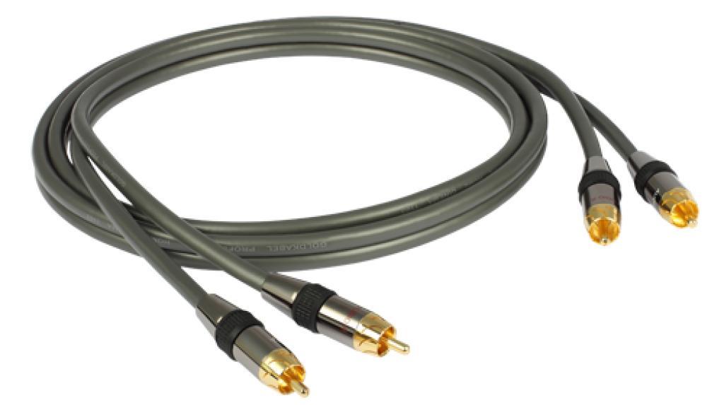 Cablu Interconect Goldkabel Profi Rca 20 Metri