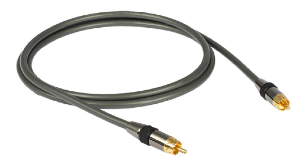 Cablu Digital Coaxial Goldkable Profi Coax 7.5 Met