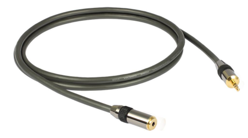 Cablu Extensie Jack 3.5mm Goldkabel Profi 1.5 Metr