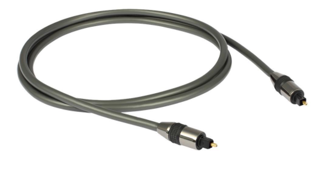 Cablu Optic Goldkabel Profi Opto 1.5 Metri