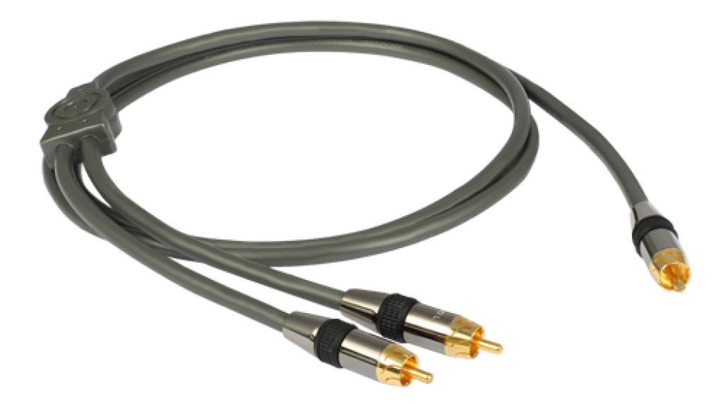 Cablu Subwoofer Goldkabel Profi Subwoofer 3.5 Metr
