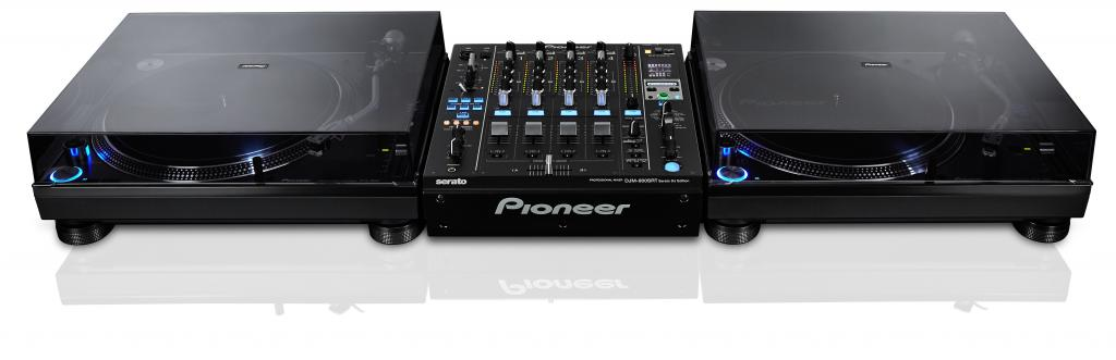 Pick-Up pentru DJ Pioneer PLX-1000