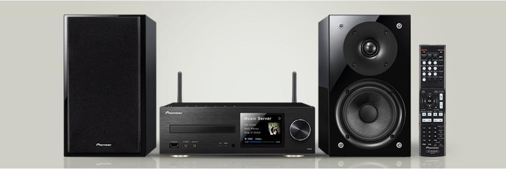 Sistem Stereo Pioneer X-HM82D