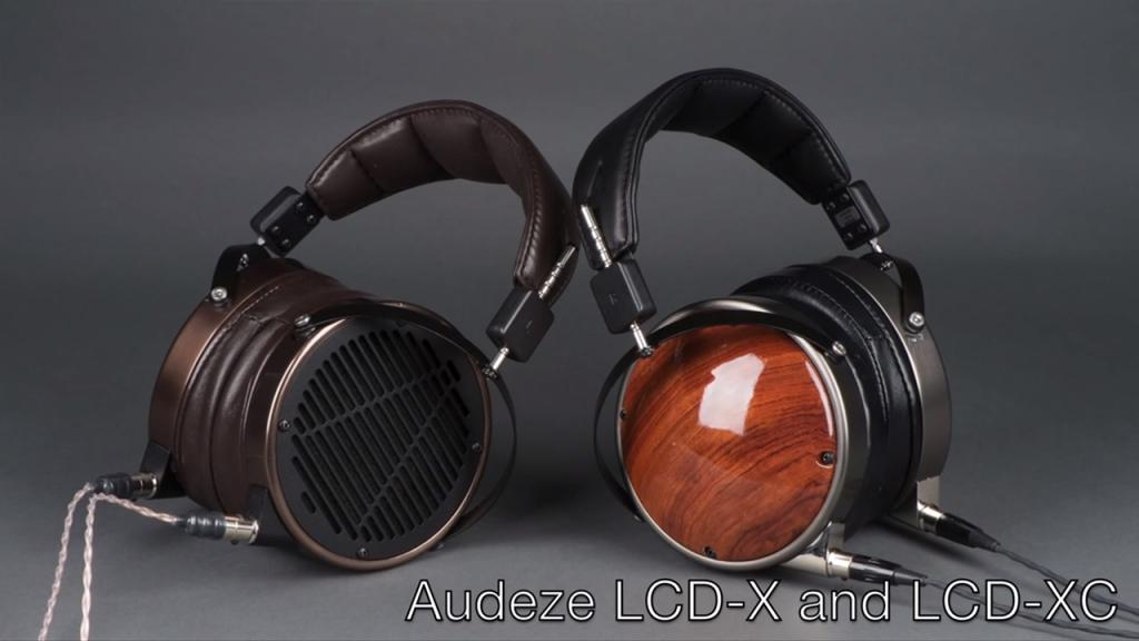 Casti Audeze LCD-XC Headband Leather