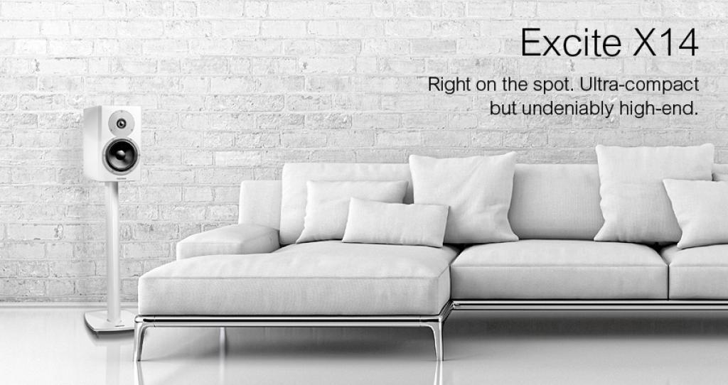 Boxe Dynaudio Excite X14