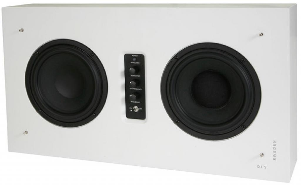 Subwoofer DLS Flatsub Stereo-One