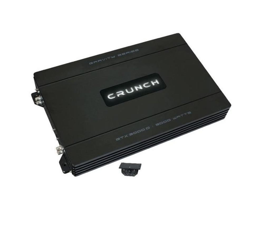 Amplificator Auto Crunch GTX 3000D