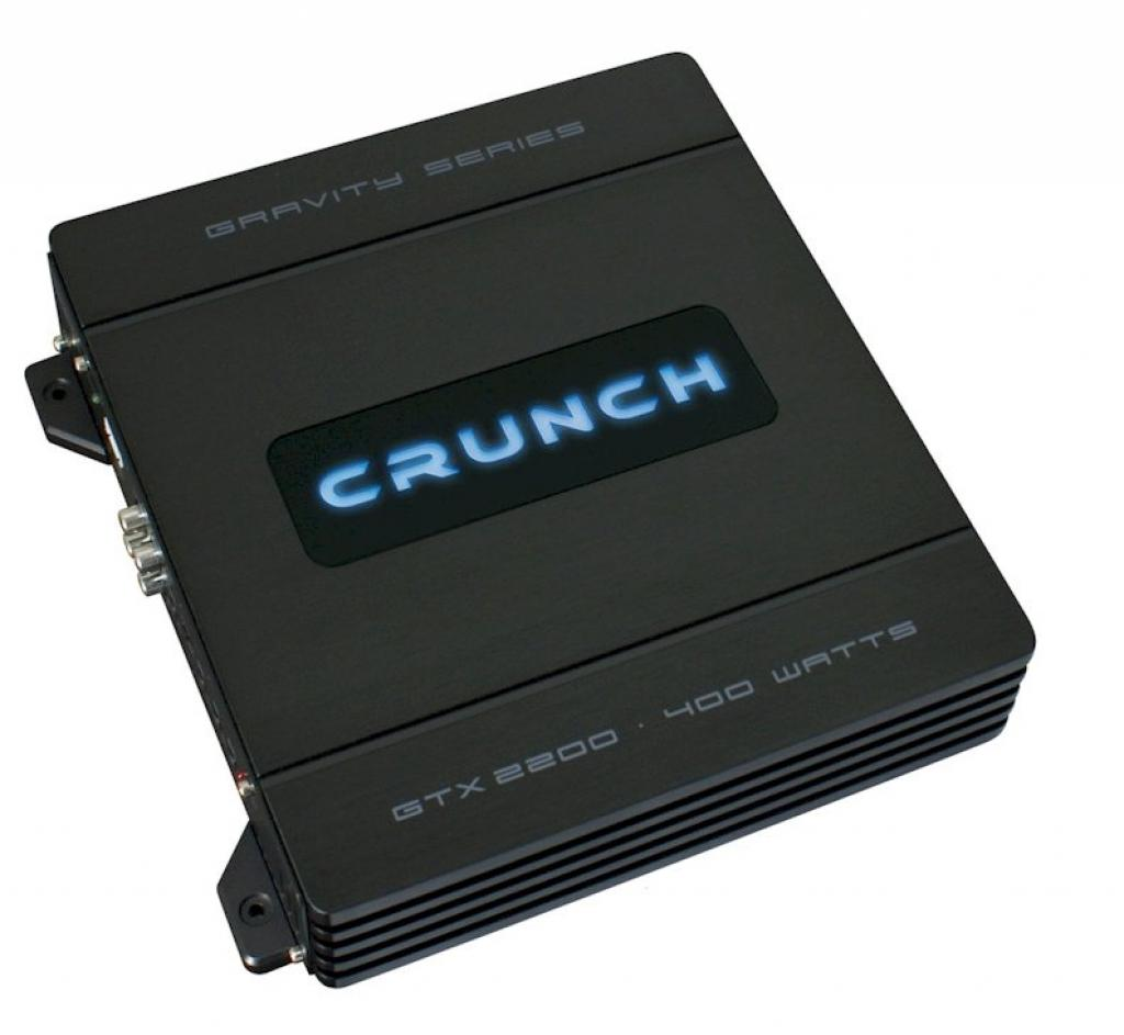 Amplificator Auto Crunch GTX 2200