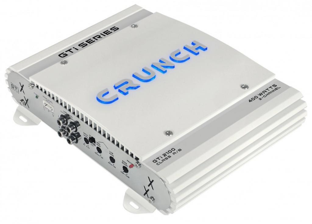 Amplificator Auto Crunch GTi 2100