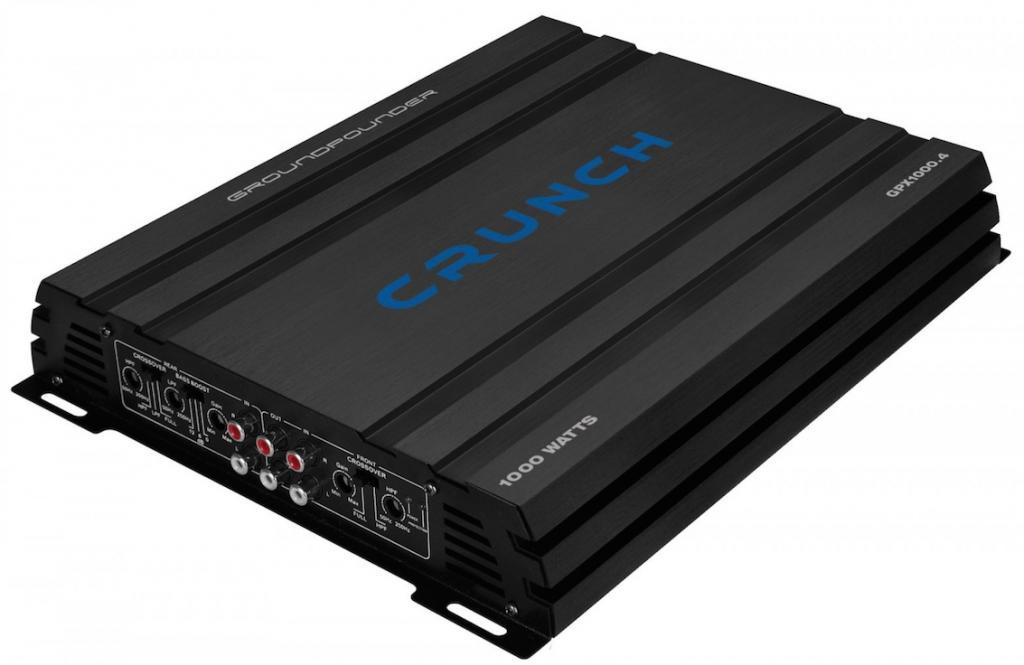 Amplificator Auto Crunch Gpx 1000.4