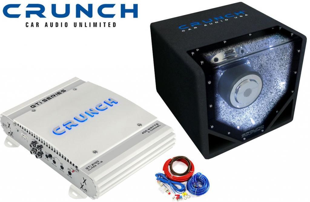 Pachet Auto Crunch Junior BP Bass Pack