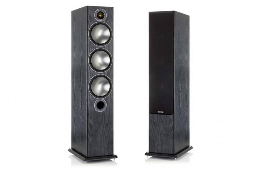 Boxe Monitor Audio Bronze 6 Walnut