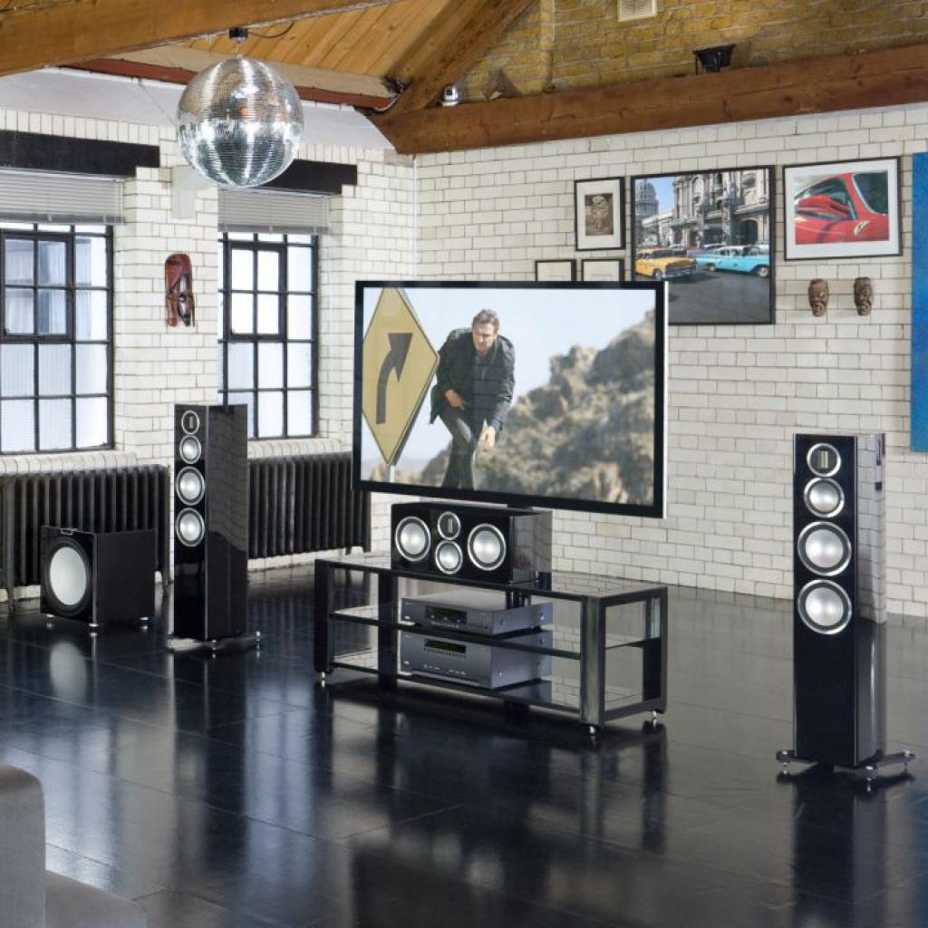 Boxe Monitor Audio Gold 300 Walnut