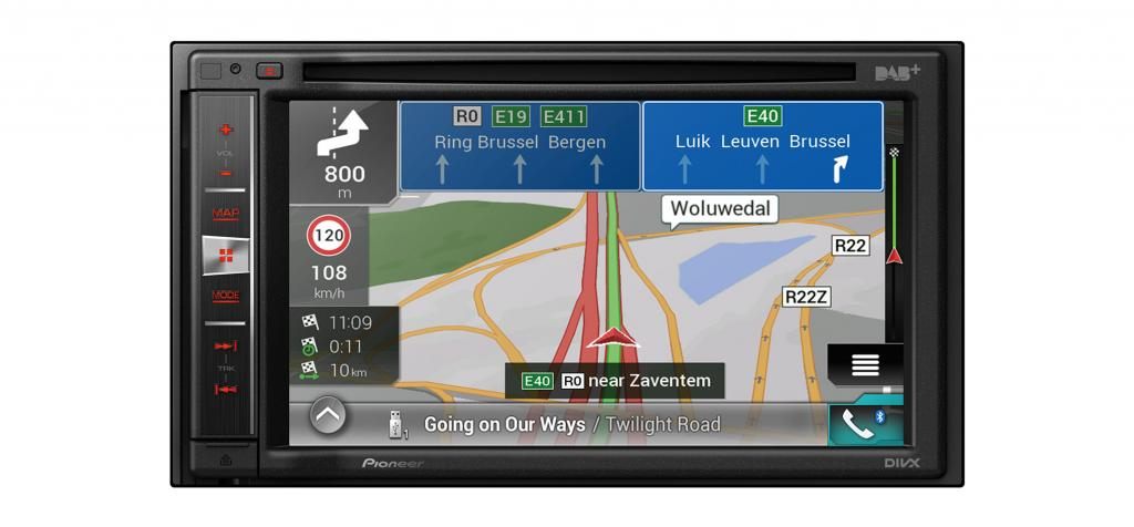 Navigatie Pioneer AVIC-F980DAB