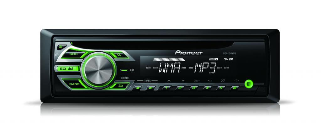 CD Player Auto Pioneer DEH-150MPG