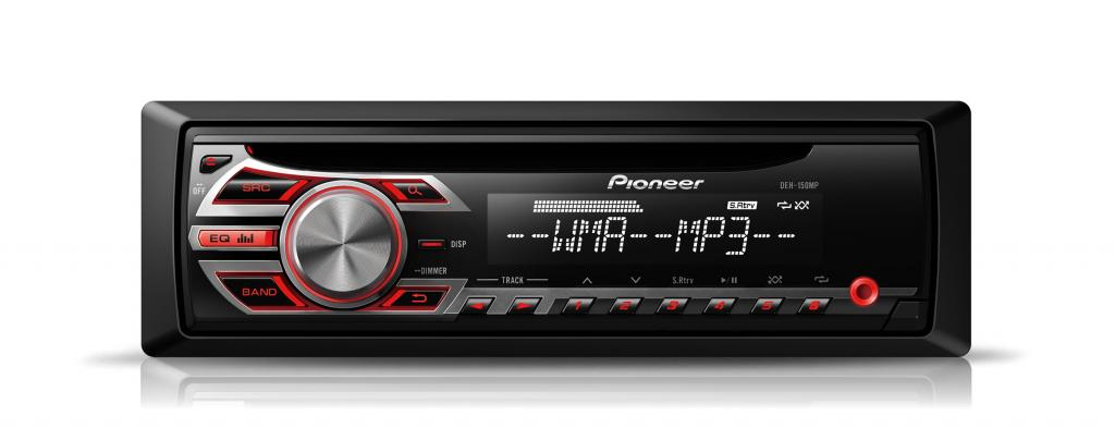 CD Player Auto Pioneer DEH-150MP