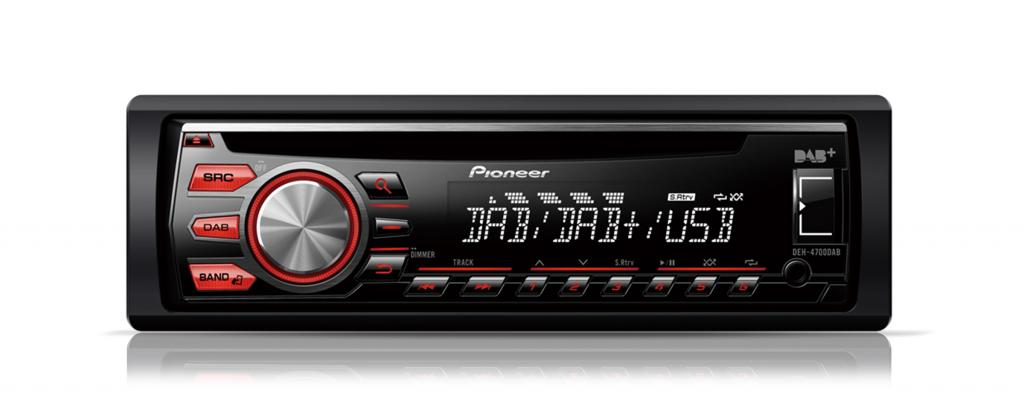 CD Player Auto Pioneer DEH-4700DAB