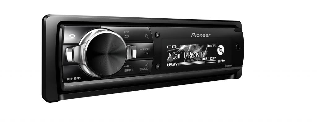 CD Player Auto Pioneer DEH-80PRS